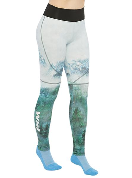 Arctic HEATR® Descent Pant HEATR® WSI Sportswear - Made in USA warming base layer pant legging