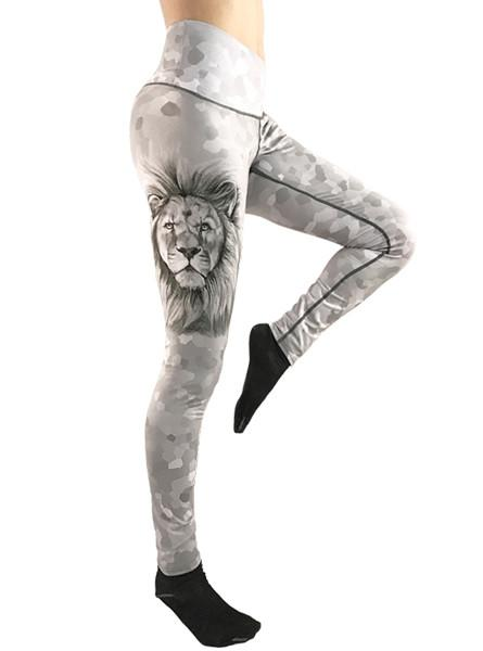 WSI's ProWikMax Lion Leggings Women's Performance Gear WSI Sports