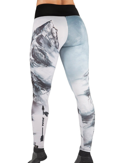 Carly Jo Mountain Bobcat Leggings Women's Performance Gear WSI Sports