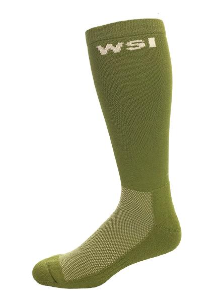 Arctic HEATR® Socks Men's Performance Gear WSI Sports S Olive