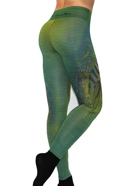 HYPRTECH Bamboo Rooster Fish Legging