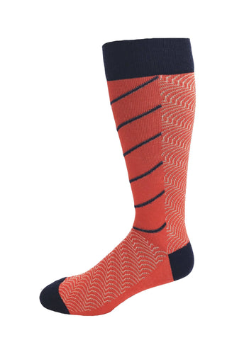 HEATR® Ski Socks Men's Performance Gear WSI Sports S Red