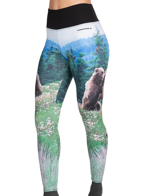 ProWikMax Bear Leggings - Momma's Always Watching