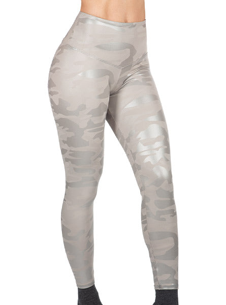 HYPRTECH™ BAMBOO 2 Tone Capri With Pockets
