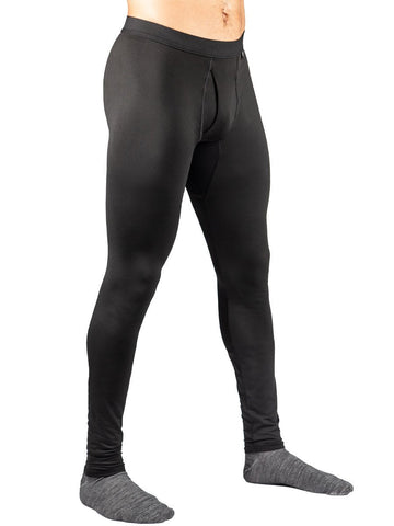 Arctic ProWikMax® Pants With Fly Men's Performance Gear WSI Sportswear - Made in USA cold weather performance pant