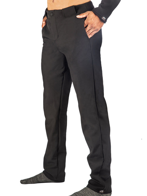 Arctic Windstop Thermal Pant Performance Pants WSI Sportswear - Made in USA cold weather pant wind and water resistant