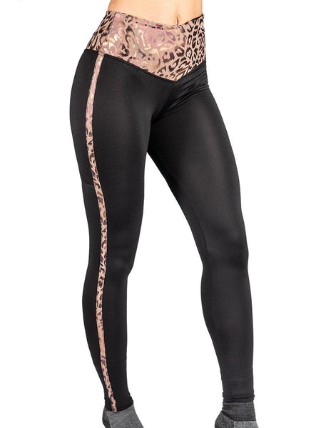 Nala Leopard 7/8 Leggings