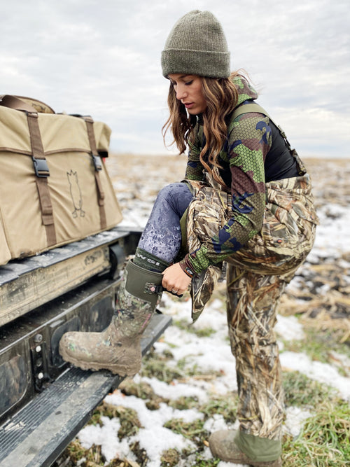 WSI's ProWikMax™ Fighting White Tail Leggings