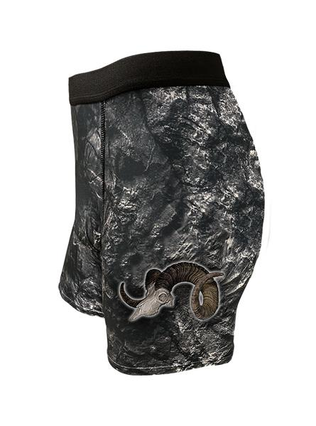 SoftTech™ Caribou Skull Brief