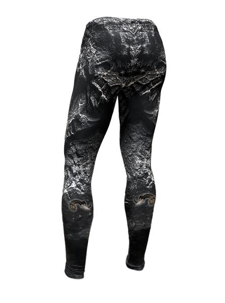 ProWikMax Northern Lights Leggings - Mother Nature's Light Show