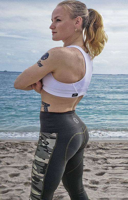 Artemis Camo Leggings