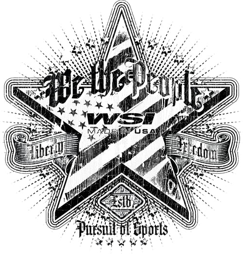 We The People SoftTECH™ Short Sleeve Tee Men's Performance Gear WSI Sports