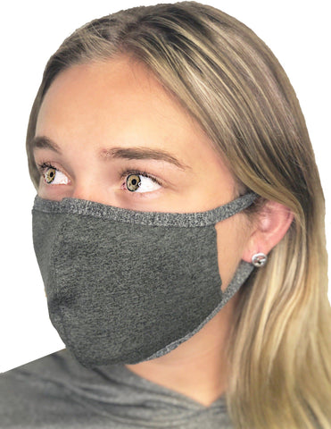 Protective Mask With Contoured Nose Piece WSI Sportswear