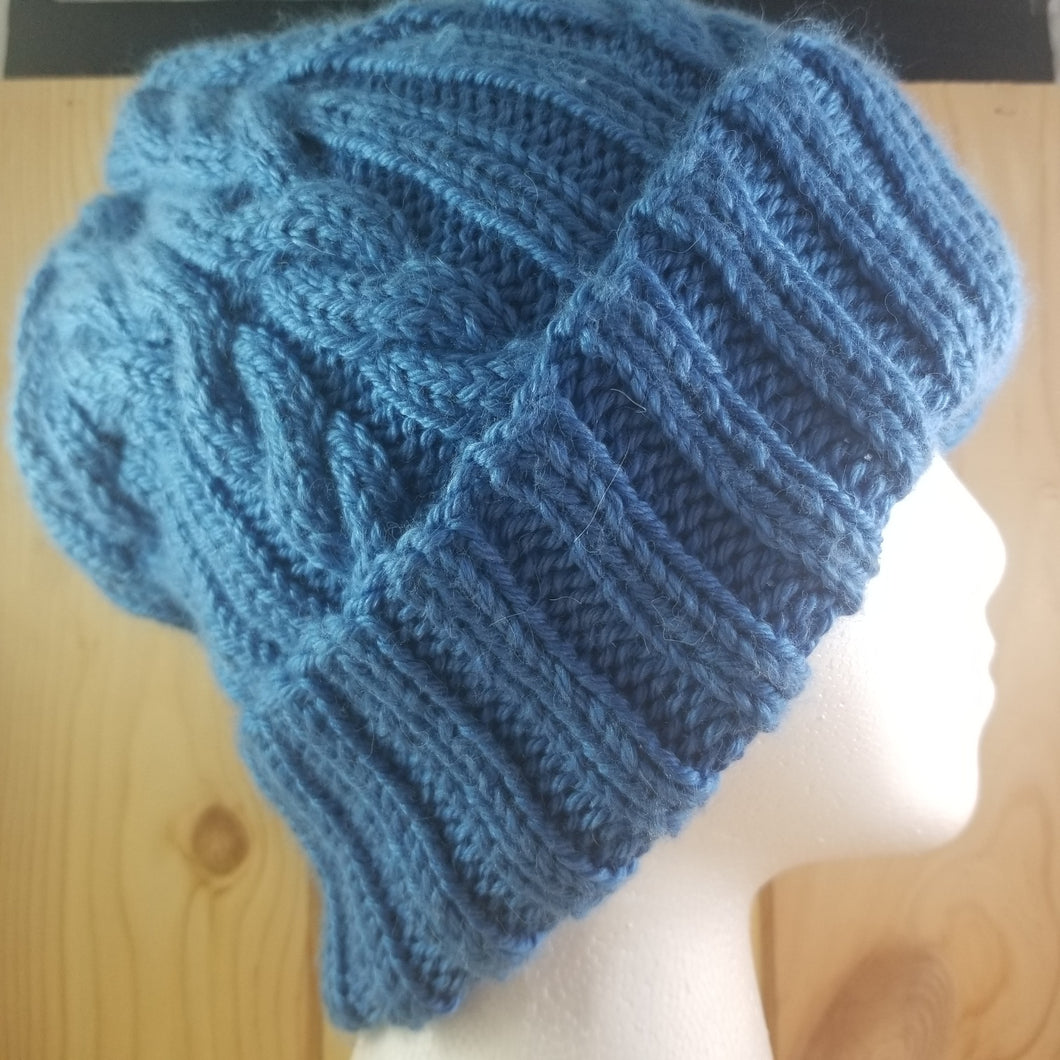 Cable Hat (ID# 16c)