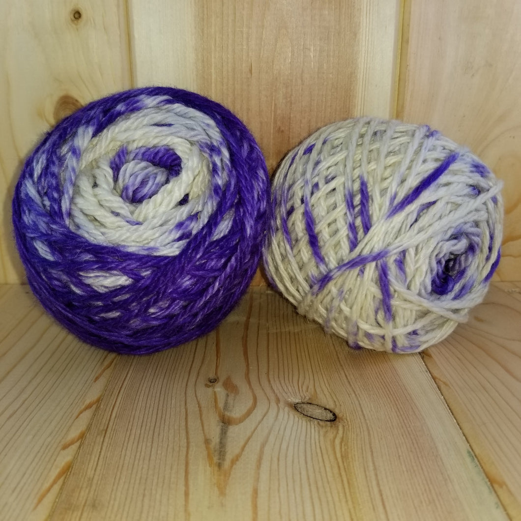 3-Ply Bulky - Hand Dyed (ID#EE3f)