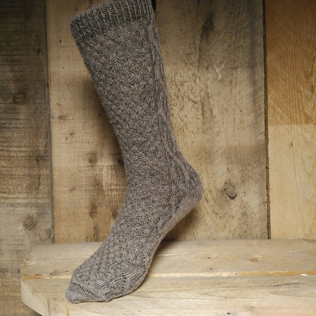 Fashion Cable Socks