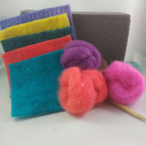 Needlefelting Starter Kit (JJ1)