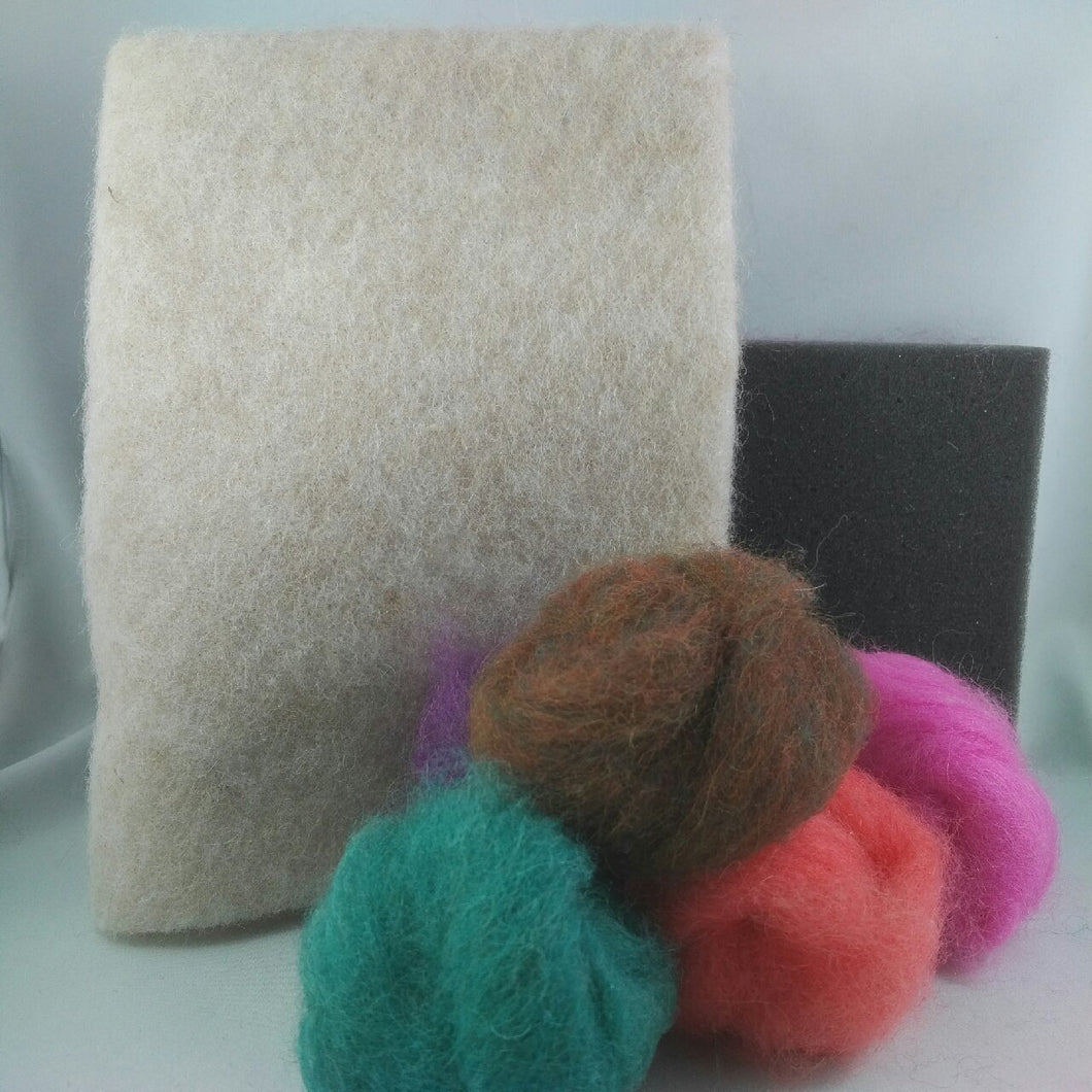 Needlefelting Mini Kit (JJ2)