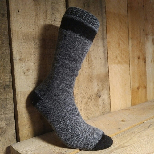 Terry Contrast Sock (M)