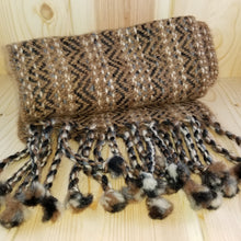 Handwoven Scarf (RR1)