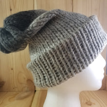 Knitted Hat - Coastal Tide (#LLL6)