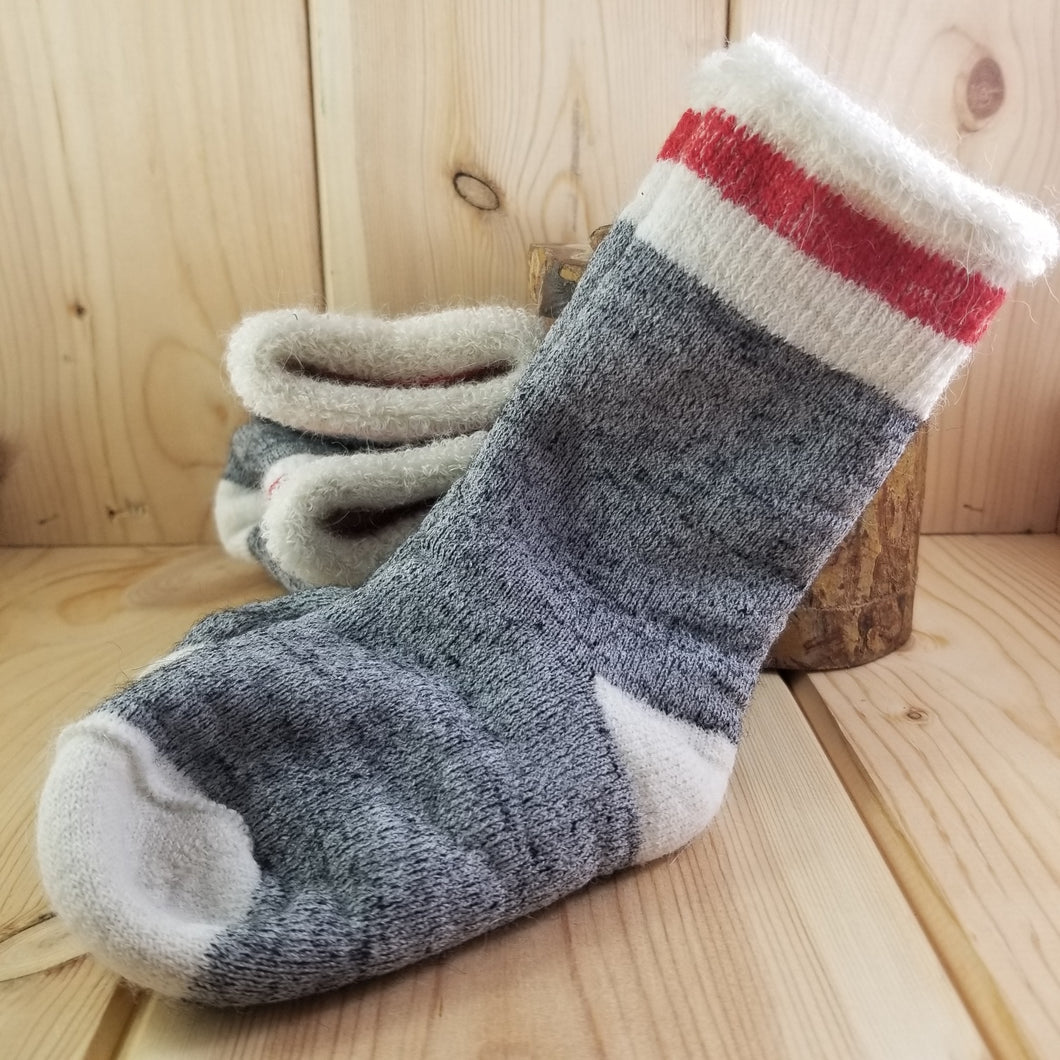 Thermal Canadian Kids Socks (#III9)