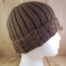 Palindrome Knitted Hat (AG2a)