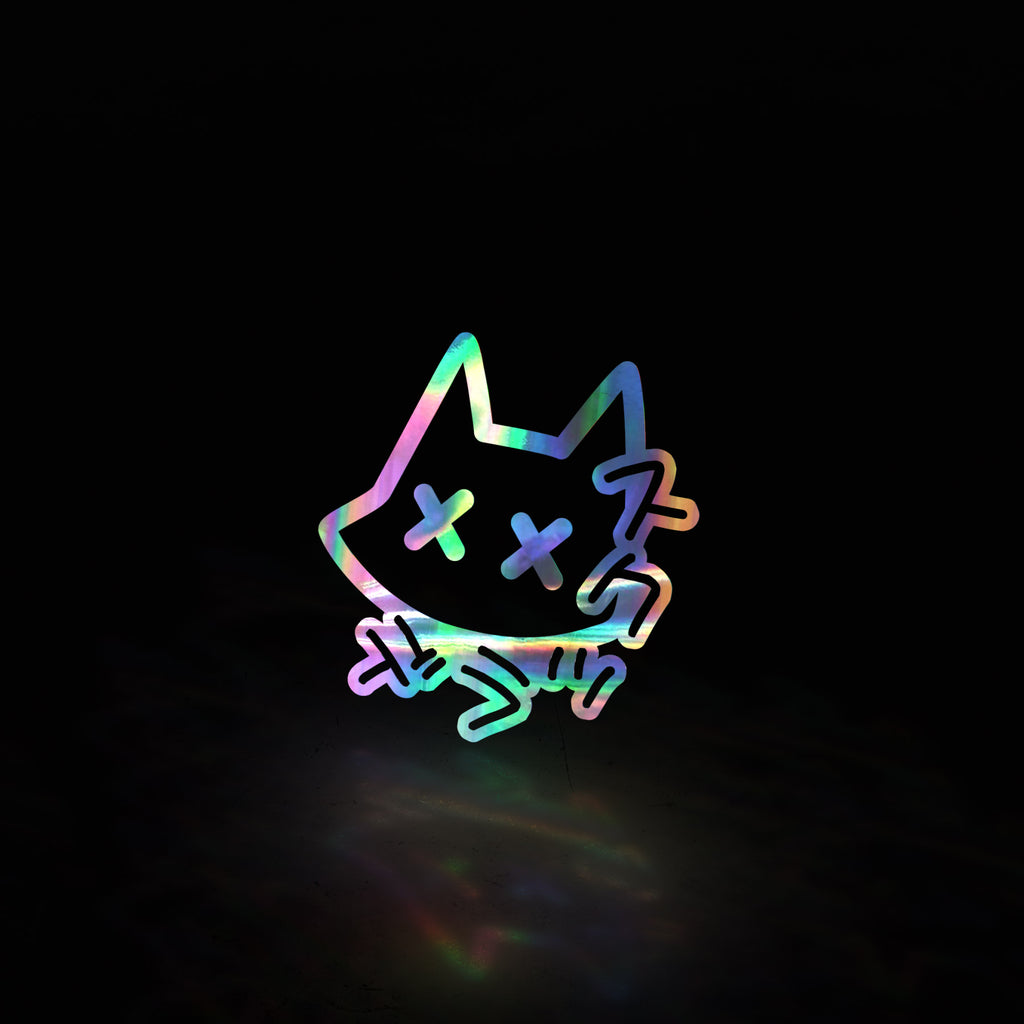 xx eyes deluxe (decal) - triple cat deluxe