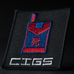cigs (patch) - triple cat deluxe