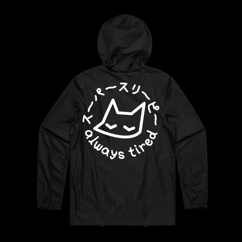 (always tired) ~ hooded coach - triple cat deluxe