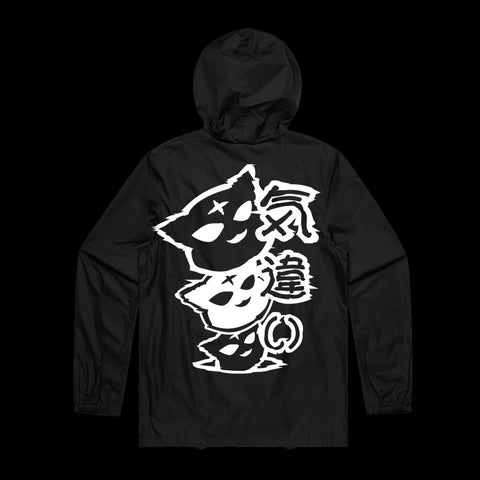 (crazy cat) ~ hooded coach - triple cat deluxe