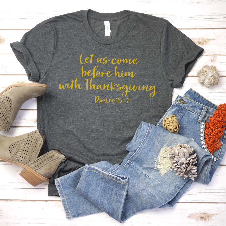 The Best Christian Thanksgiving Shirts for the Big Weekend