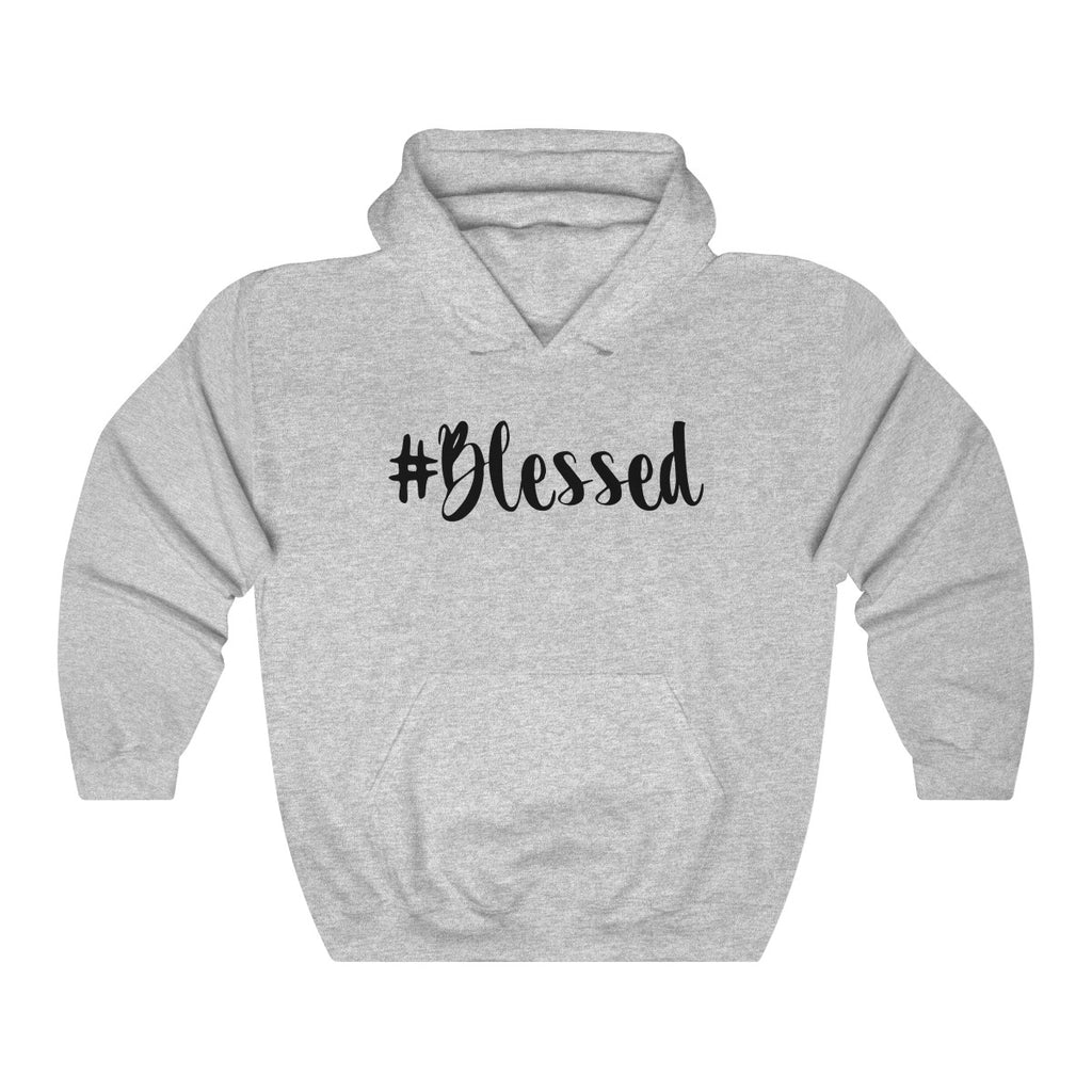 #Blessed Christian Hoodie