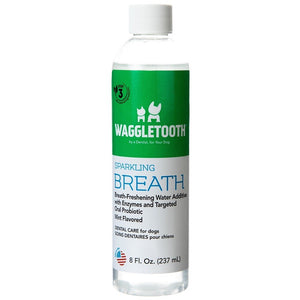 Sparkling Breath Water Additive For Dogs
