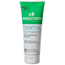 Waggletooth Dog Toothpaste with Probiotics