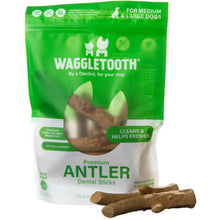 Load image into Gallery viewer, Antler Dental Sticks (Medium & Large Dogs)