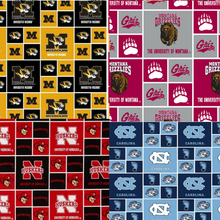 College Team Dog Collars (Alphabetical K-S Choose your Team)