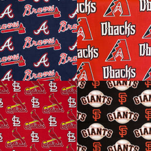 MLB Team Dog Collars (Choose your Team)