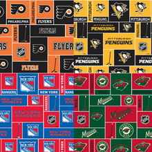 NHL Team Dog Harnesses (Choose your Team)