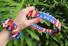 Rugged Flag Dog Collar