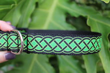 Celtic Knots Nylon Dog Collar