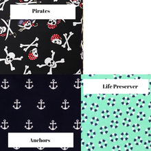 Nautical Dog Harnesses (Choose your Design)