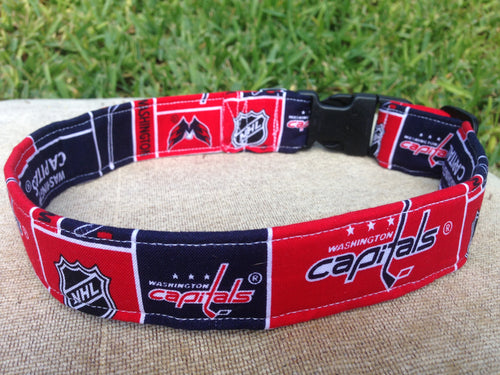 NHL Team Dog Collars (Choose your Team)