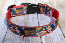 Woman Wonder Dog Collar
