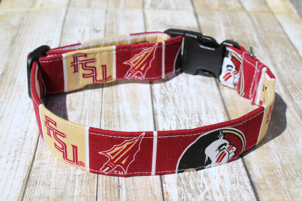 College Team Dog Collars (Alphebetical A-I Choose your Team)