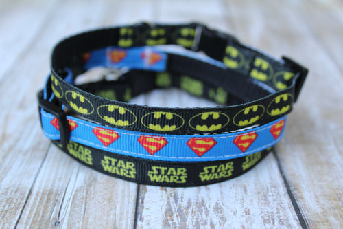 Character Cat Collars
