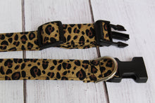 Jaguar Print Dog Collar