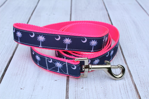 Palmetto and Moon Dog Leash