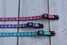 Snowflake Cat Collars