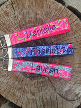 Lilly Inspired Key Fobs